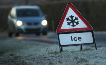MET ÉIREANN: Louth hit with ice WARNING