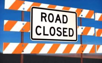 Co Kildare road closures today