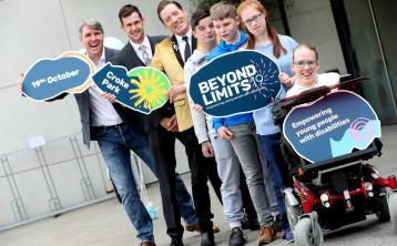 Beyond Limits' Empowering young people with disabilities in Kildare