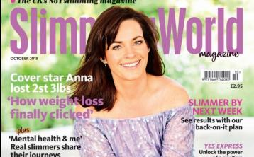 Kildare slimmer who lost over 2 stone is 'cover girl' of top UK magazine