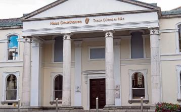 Kildare man caused €300 worth of damage to shop