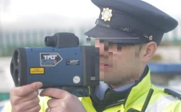 We can see you! Kildare gardaí can clock your speed from 1km away with new devices