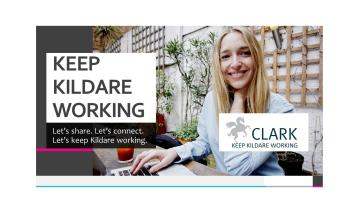Clark Recruitment launches Keep Kildare Working initiative in response to Covid-19