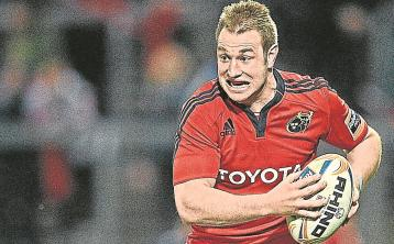Johne Murphy, from Leicester Tigers to Munster, and beyond