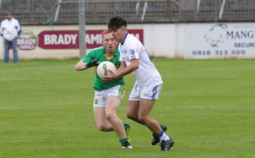 Nash and Fitzpatrick with the goals as Monasterevan battle to victory over Ballyteague