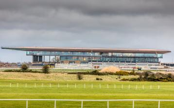 Curragh Racecourse New Stand