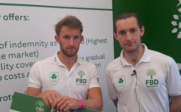 WATCH| World champion O'Donovan brothers at the Ploughing