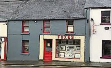 Apartments plan for historic Naas shop building