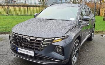 Kildare motoring review: New Hyundai Tucson lighting the way