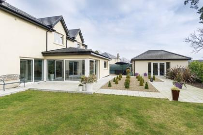 Stunning detached home in straffan with personal gym and detached