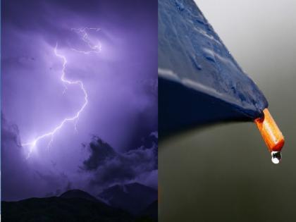 LATEST: Met Éireann predicting 'thunderstorms, hail and flash floods