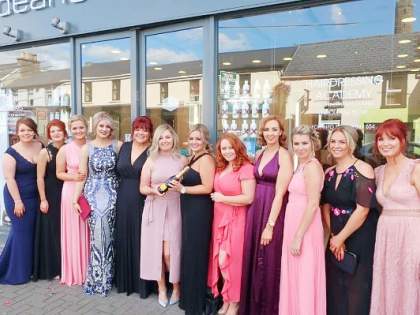 Deane Hair Design In Kildare Town Thrilled With Salon Award Photo 1 Of 1 Kildare Now
