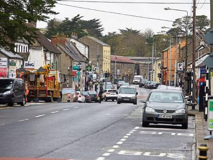 Hazelhatch Train Station - Apcoa Parking Ireland - Location