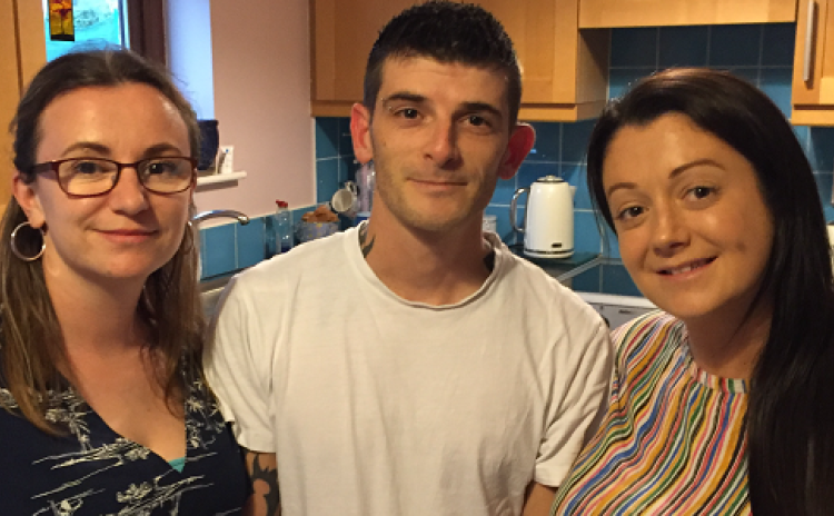 Co Kildare woman whose parents were homeless is jumping from plane at 10,000ft high to raise funds for homeless and needy attending services of The Dining Room Newbridge