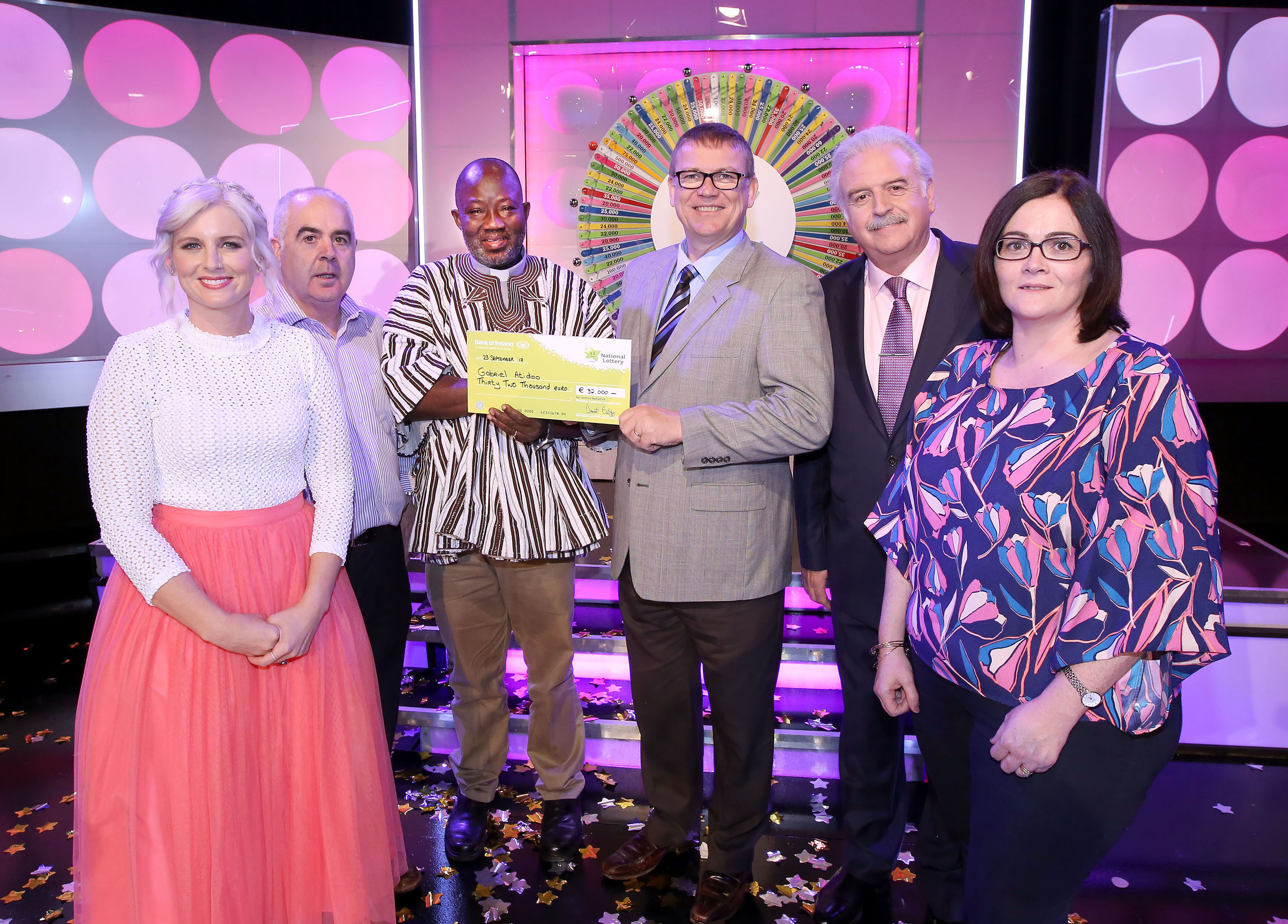 Two Co Kildare contestants win over €65k on Winning Streak - Photo 1