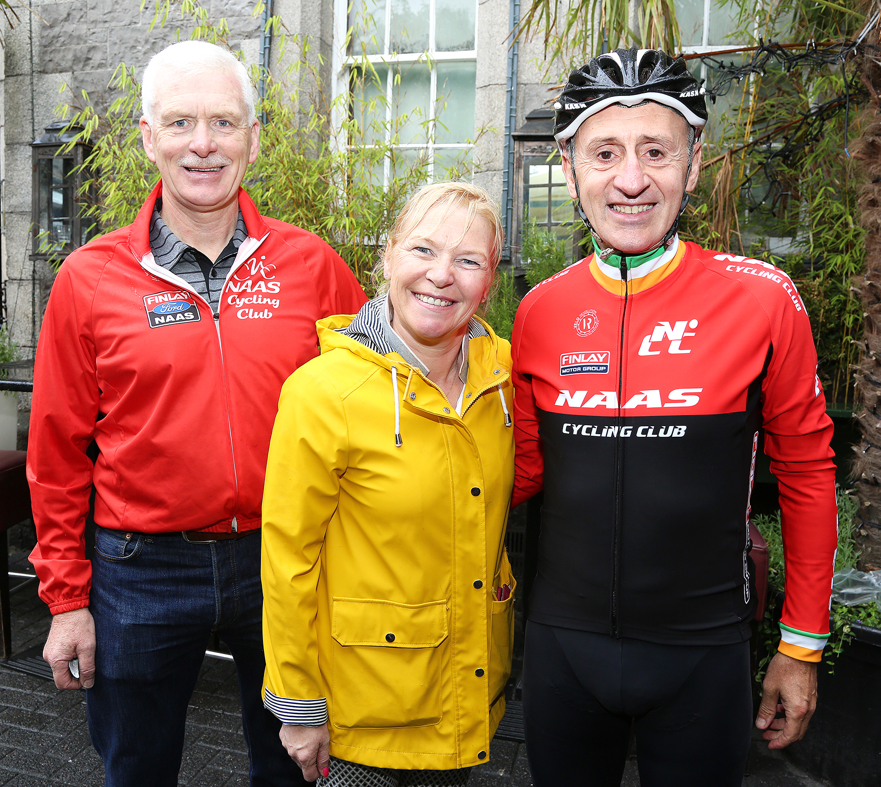 GALLERY: Martin Earley Tour of Kildare in aid of The Marie Keating
