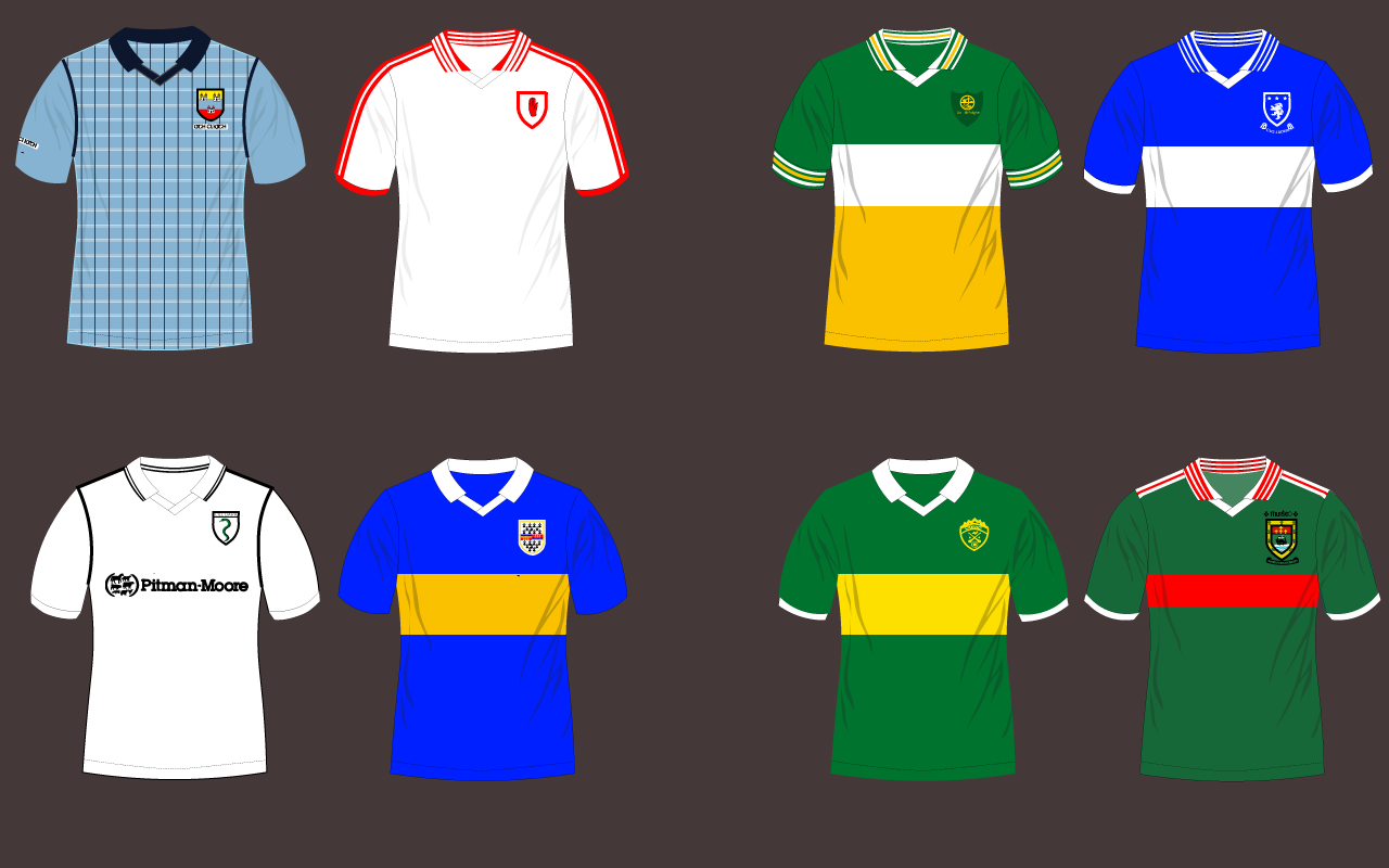 Blast From The Past You Can Now Buy Retro Lilywhites Gaa Jerseys Photo 1 Of 7 Kildare Now