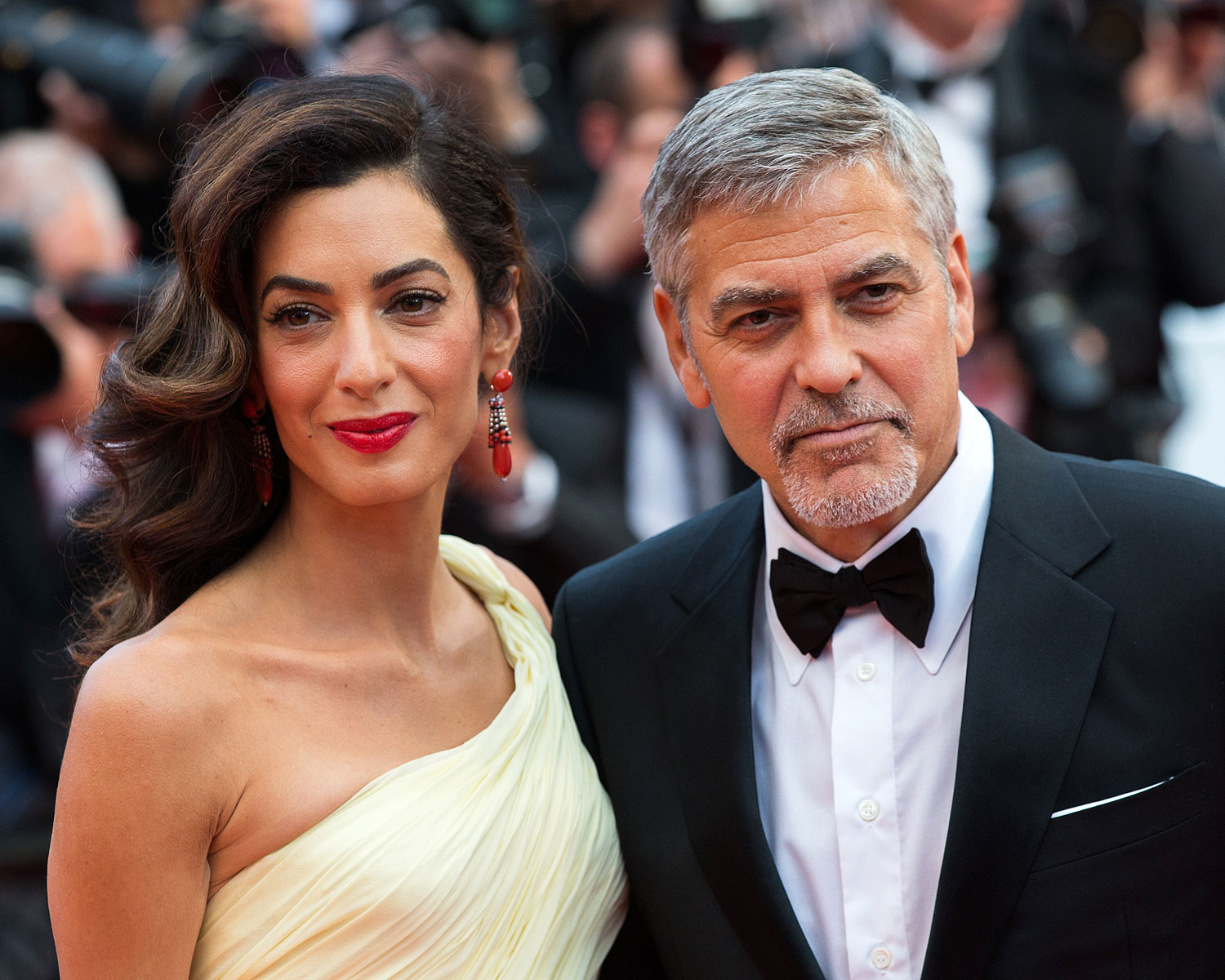 Hollywood star George Clooney holidaying in Laois for Easter